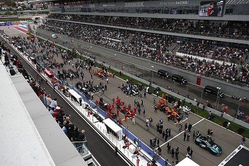 Стартовала продажа билетов на Гран При России 2022 года
