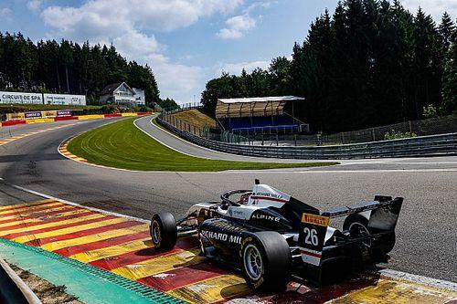 F. Regional: Belov e Saucy dettano legge a Spa-Francorchamps