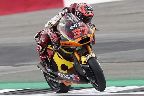 Hasil FP2 Moto2 Emilia Romagna: Augusto Fernandez Lanjutkan Dominasi