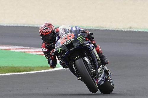 """Dovizioso: Quartararo """"doing something crazy"""" on Yamaha"""