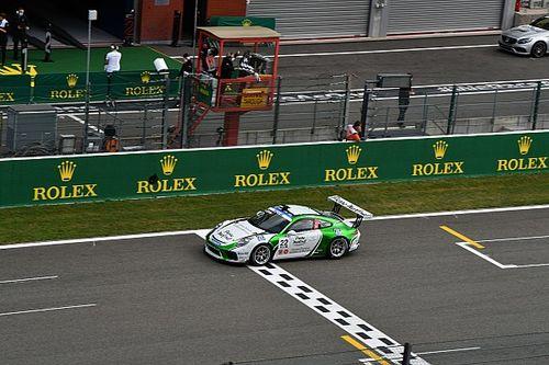 Porsche Carrera Cup Fransa Spa: Ayhancan kazandı, şampiyona liderliğini pekiştirdi
