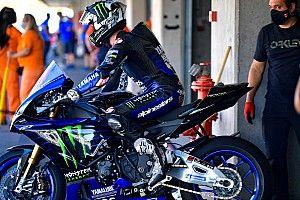 Viñales calentará motores en un test con los pilotos del WorldSBK en Jerez