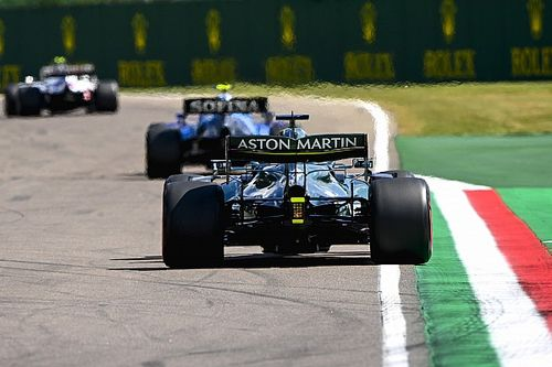 Boos Aston Martin klopt aan bij FIA voor regelwijziging vloer