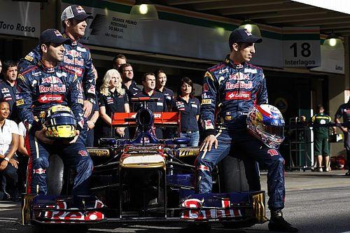 Vergne y Buemi animan a Alguersuari en su vuelta a las carreras