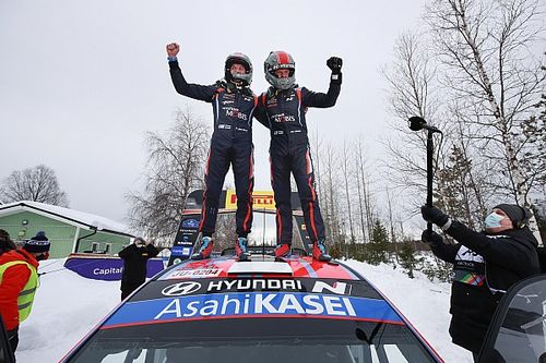 "WRC, Tanak: ""Ecco dove ho fatto la differenza al Rally Arctic"""