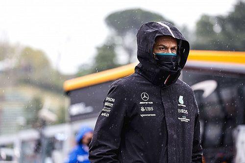 """Wolff: """"George non ha considerato di avere davanti una Mercedes"""""""