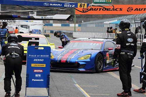 De Oliveira wants full ban on no-tyre change GT300 stops