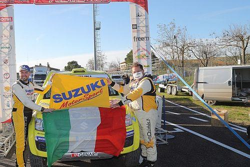 Codecà-Toffoli ancora Campioni Cross Country con Suzuki