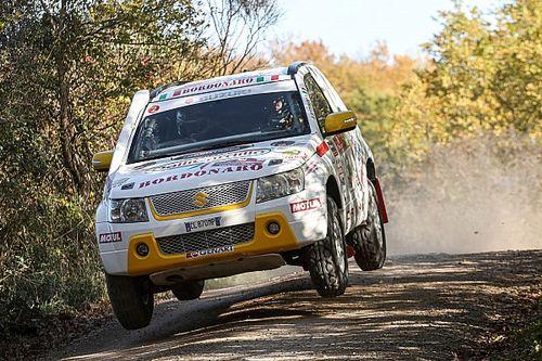 Il Suzuki Challenge 2021 parte dall'Italian Baja