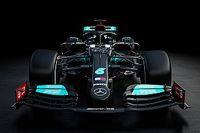Mercedes, 2021 Formula 1 aracı W12'nin örtüsünü kaldırdı!