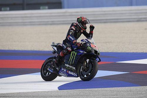 Fabio Quartararo Tuntut Motor Lebih Kencang untuk MotoGP 2022