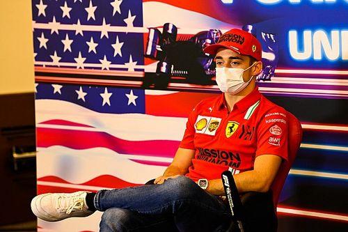 Leclerc-nek váratlan kitérőt kellett tennie a hétvége előtt