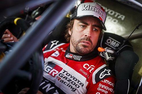 """""""Megkönnyebbültem, hogy Alonso nem nyerte meg a Dakart!"""""""