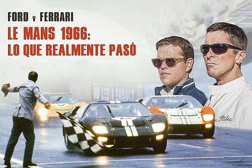 ¿Qué ocurrió realmente entre Ford y Ferrari en Le Mans 1966?