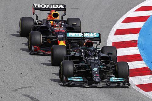 Hamilton z łatwością pokona Verstappena
