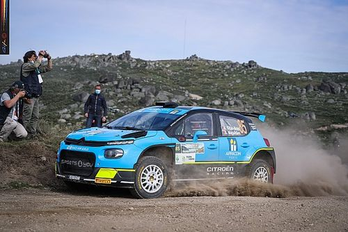 Villas-Boas to make WRC debut, plans Dakar return