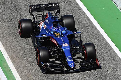 """Alonso: """"Nuestro progreso parece demasiado bueno para ser verdad, pero lo es"""""""