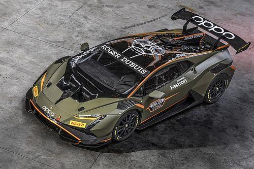 Ecco la nuova Lamborghini Huracán Super Trofeo EVO2 per il 2022