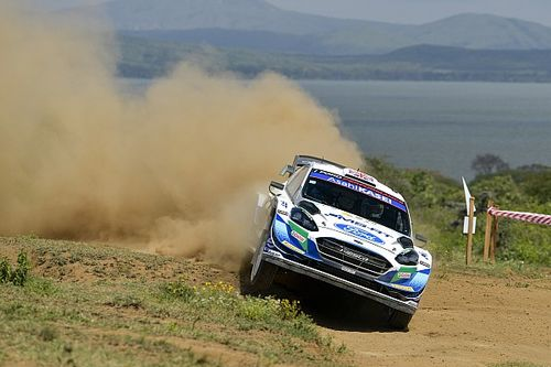 """Safari Rally's level playing field """"best chance"""" for M-Sport success"""