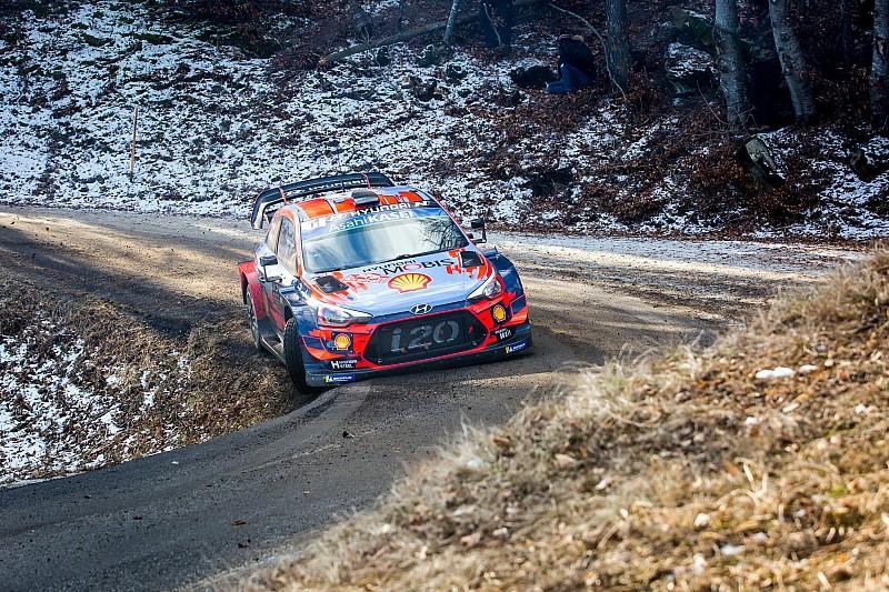 2019 Monte Carlo Rallisi: Galibiyet savaşı kızışıyor, Tanak üçüncülüğe çıktı