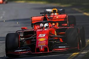 Wolff cree que Ferrari se equivocó con la puesta a punto en Australia