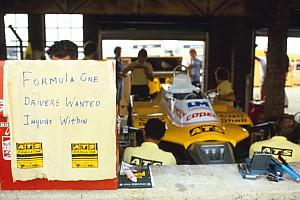 Formule 1 Nostalgie Rétro 1982 - La grève des pilotes de Formule1