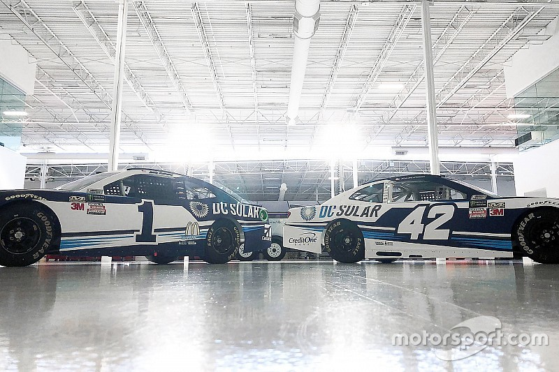 DC Solar to expand its role with Chip Ganassi Racing in 2018