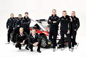 WRC 速報ニュース WRC復帰2年目トヨタ。来週開催の開幕戦モンテカルロに臨む