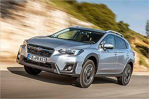 Automotive News Subaru XV: Neue Generation 2018 im Test