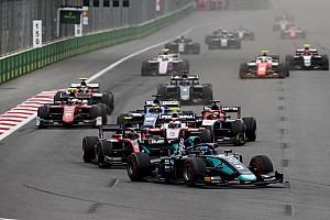 FIA F2 Résumé de course Albon et Russell émergent du chaos à Bakou