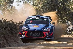 WRC Tappa Neuville domina anche la Tappa 2 in Portogallo. Brutto incidente di Meeke