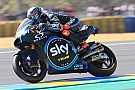 Moto2 Bagnaia consigue en Le Mans su primera pole en Moto2