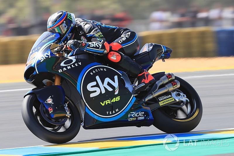 Bagnaia sobra e anota 1ª pole positon na Moto2 na França