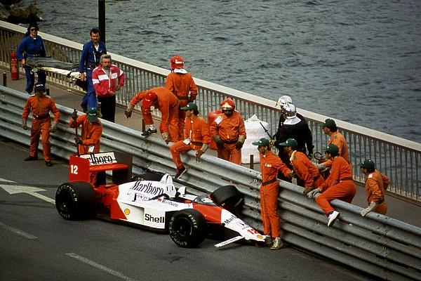Как это было: Гран При Монако'88, когда магия Сенны не сработала