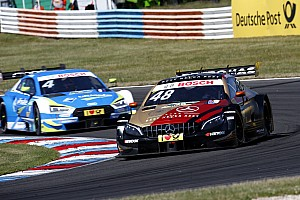 DTM Breaking news Mortara warns poor officiating could