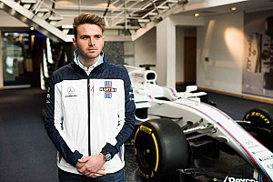 La Williams nomina Oliver Rowland