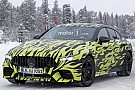 Automotive 2019 Mercedes-AMG GT four-door coupe fleet gets stalked