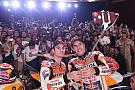 MotoGP Відео: Маркес і Педроса - завзяті танцюристи