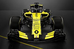 F1 速報ニュース ルノー、トップチーム返り咲きへの第一歩。新車『R.S.18』を発表