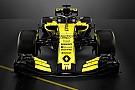 Формула 1 Renault показала машину для нового сезона Ф1