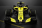 Formule 1 Voici la Renault R.S.18!