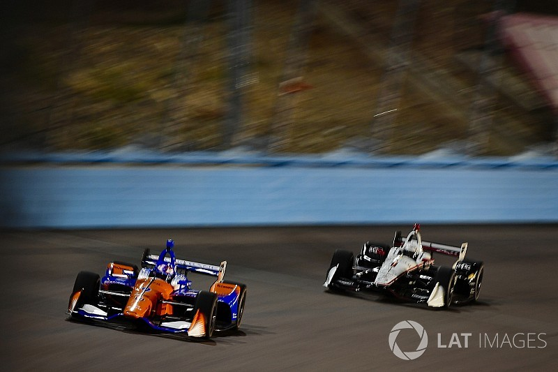 Dixon: 2018 IndyCar will hurt Chevrolet teams more than Honda