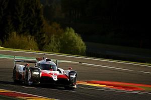 WEC Relato de classificação Toyota domina classificação em Spa