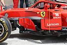 Los espejos de Ferrari muestran que sus rivales sospechan de todo su coche