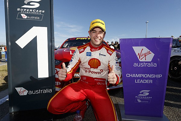 McLaughlin hails career-best race after shock Perth win