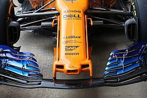 Formule 1 Analyse Tech analyse: De innovatieve neus van McLaren