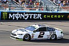 Keselowski finds luck in Hamlin's misfortune, advancing to final four