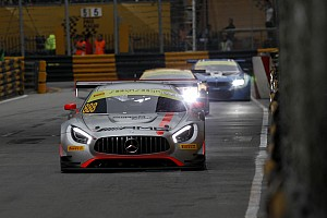 Vorschau: GT-Weltcup in Macau 2018 mit zwölf deutschen Autos