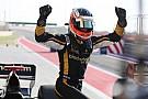 Formula V8 3.5 Binder remporte la dernière, Calderón sur le podium