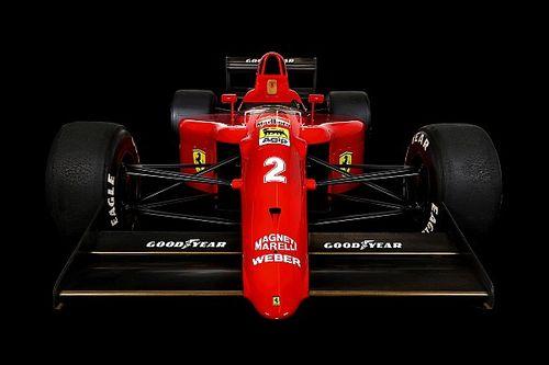 Les F1 mythiques de Ferrari - La 641 qui aurait pu être titrée